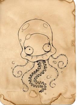 Sheldon: the jellyfish
