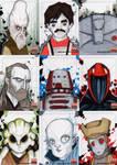 Star Wars Galaxy 5  set 5