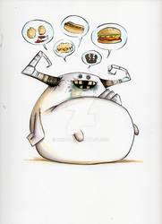 Albert: the fat