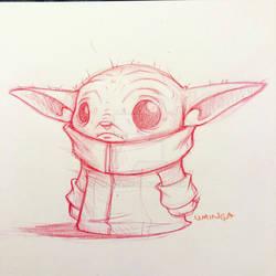 Baby Yoda, The Child