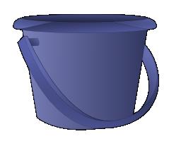 #008 Bucket by X-Loa