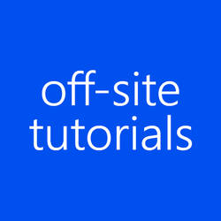 Off-site Inkscape tutorials by X-Loa