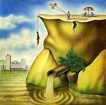 Sewage Pipe by RezoKaishauri
