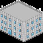 Pixel Office Block by tRiBaLmArKiNgS
