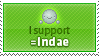 Indae support by KillboxGraphics