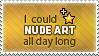 Fav Nude Art by tRiBaLmArKiNgS