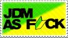 JDM as F-ck by KillboxGraphics