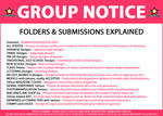 Group Notice by KillboxGraphics