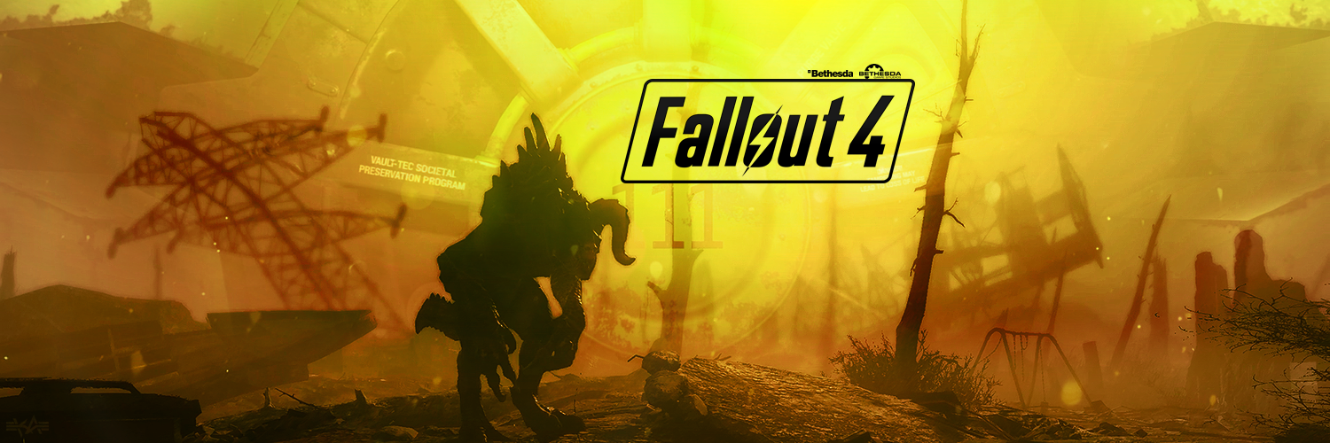 Fallout 4 Header by tRiBaLmArKiNgS