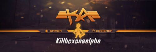 Personal Fallout Header by KillboxGraphics