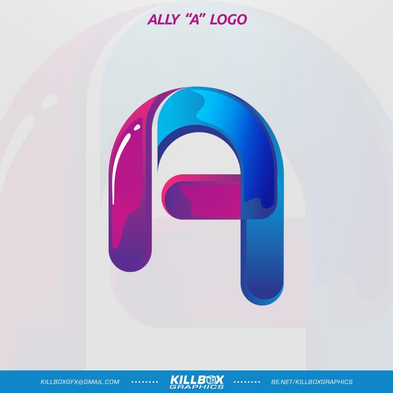 Anomally A Logo by KillboxGraphics