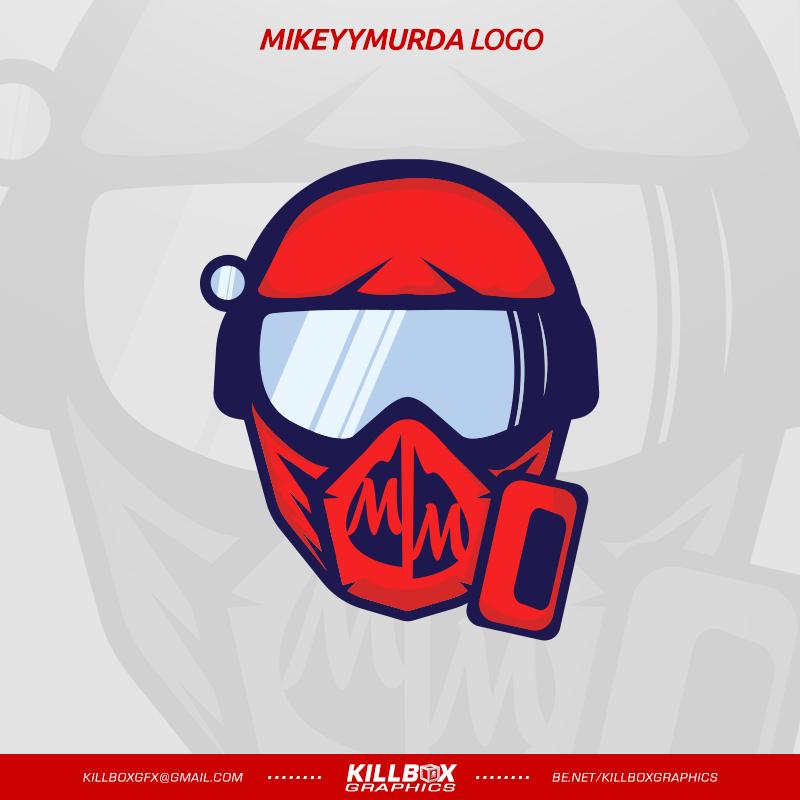 MikeyyMurda logo by KillboxGraphics
