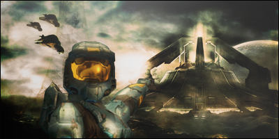 Halo by CajunFX