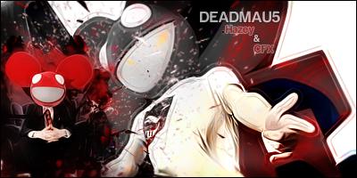 deadmau5 by CajunFX