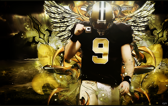 Drew Brees By Cajunfx On Deviantart