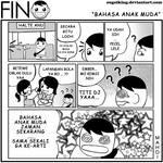 Fino 'Bahasa anak muda'