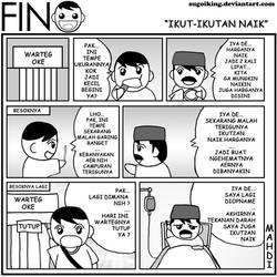 Fino 'Ikutan naik' by sugoiking
