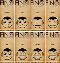 FINO Xpression book holder by sugoiking