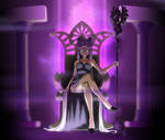 Queen Serenity of Nemesis