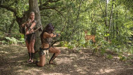 Amazons-Dear Hunt