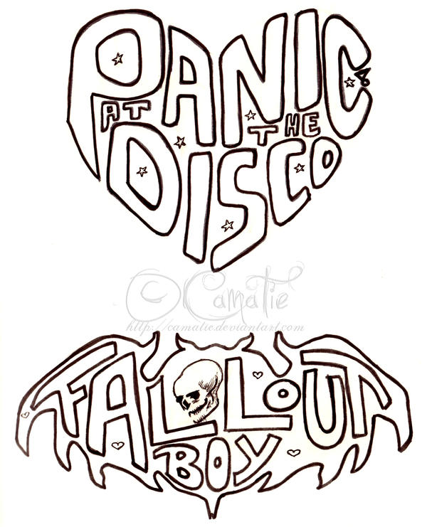 PatD and FOB by Camatie on DeviantArt
