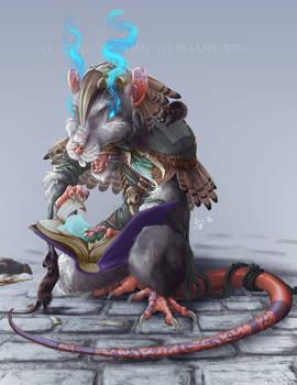 The Magic Eater