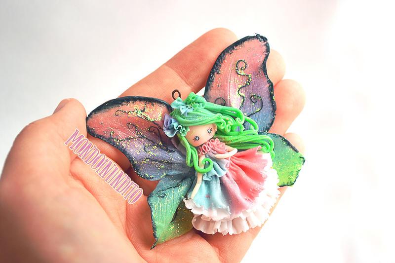 Fairytale style me girl