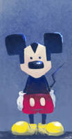 Mickey Mouse by secretlygold247