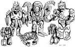 Mayhem Attack Squad, part 3