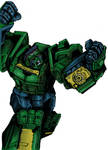 Crossovers Hulk Colour