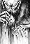A big ole Werewolf