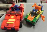 Action Master Sprocket Kre-O Car 04