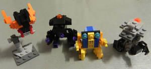 Kre-O Action Master Partners