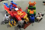 Autobot Action Master Group Shot