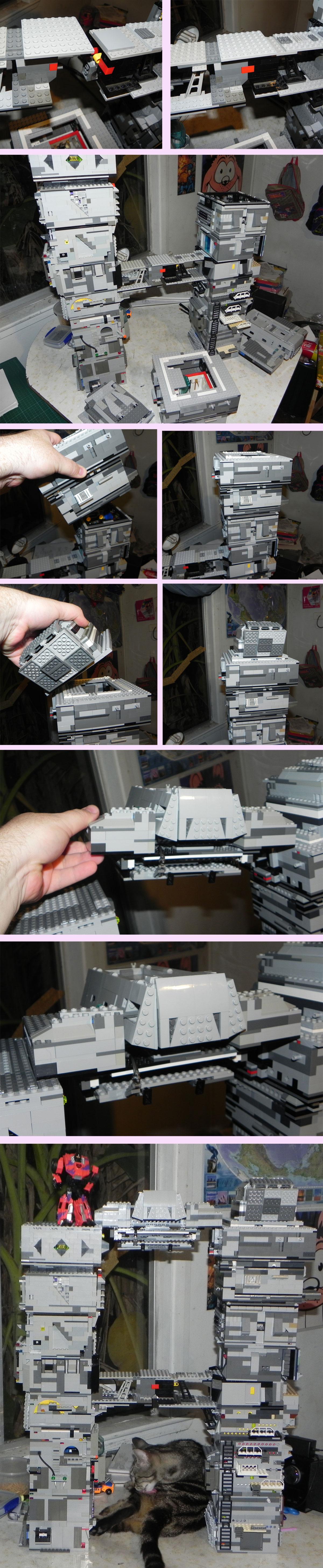Space Bridge Update: Part 2: Assembly