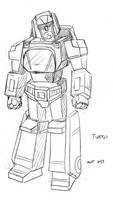 Sunbow-style Gobots: Turbo