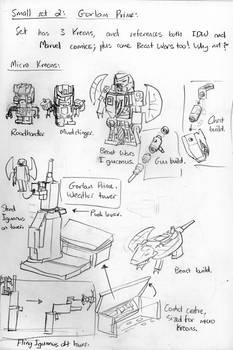 Kre-O Gorlam Prime