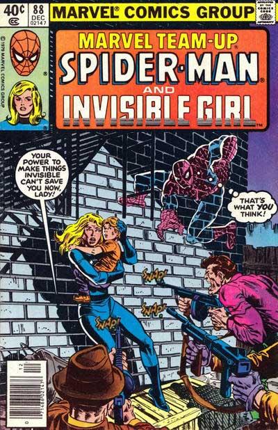 Spider-Man Team-Up Snap #88 by Boltax