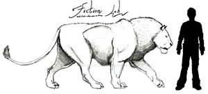 Panthera spelaea Sacale