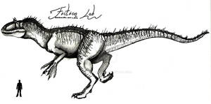 Kelmayisaurus gigantus Scale