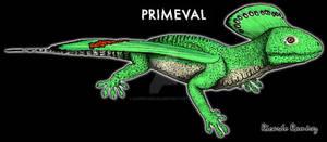 Primeval - Coelurosauravus