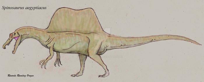 Spinosaurus 2014
