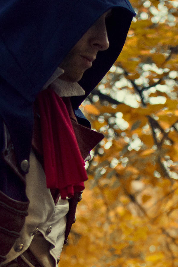 NOTHING IS TRUE - ARNO DORIAN - AC UNITY by chevvychev