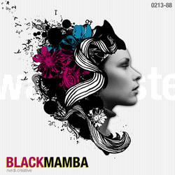BLACK M.A.M.B.A by nvrdi
