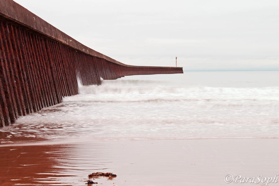 You're Crashing, But You're No Wave. by ParaSoph