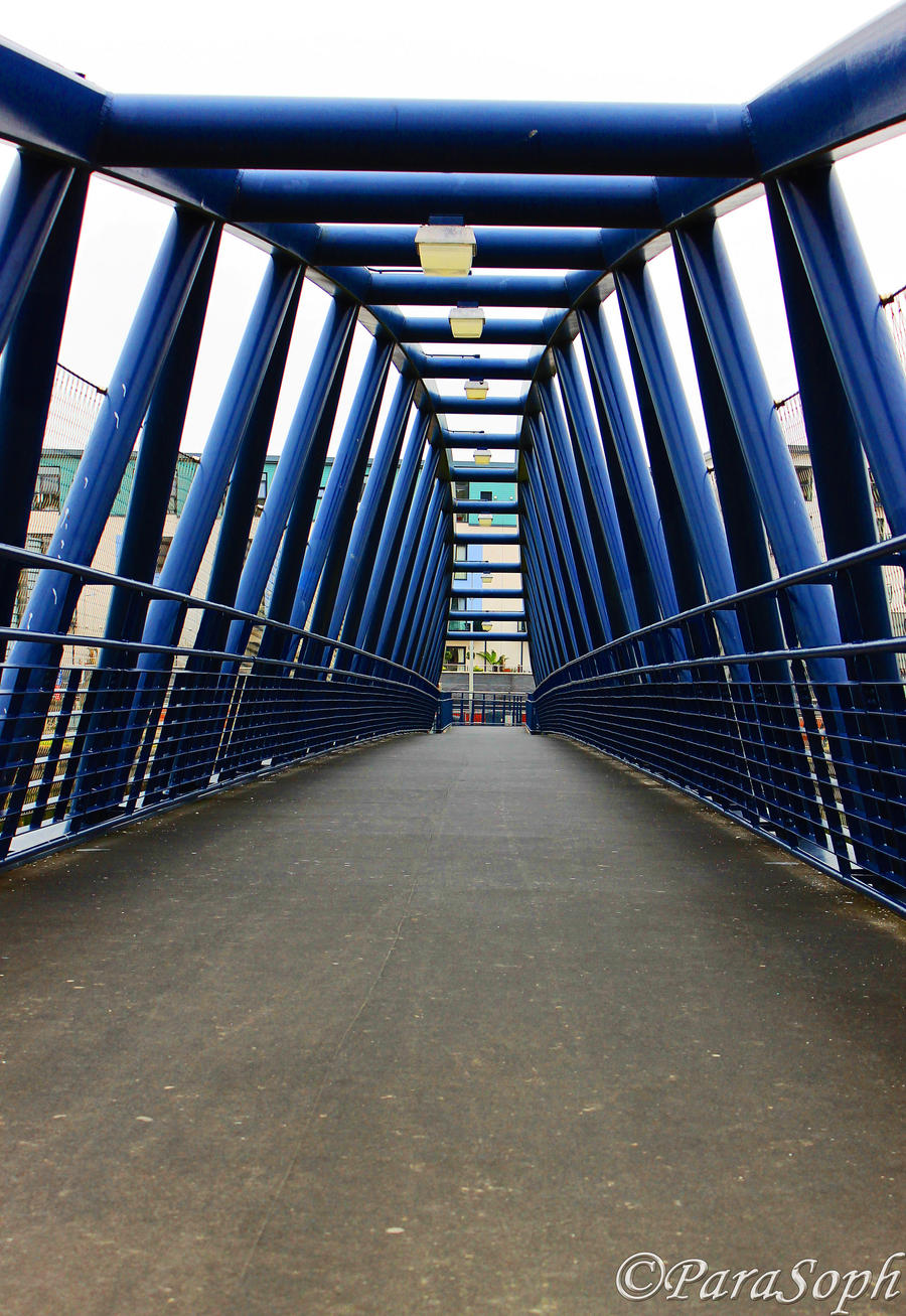 Trafalgar Bridge. by ParaSoph