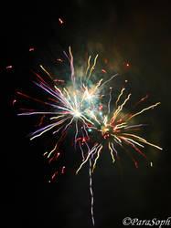 Fireworks - IV by ParaSoph