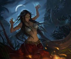 Coradian Spiritdancer by chazillah