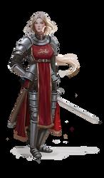 knight by chazillah