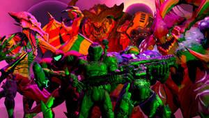 (SFM) The Super Star Marines of Doom!